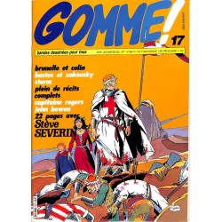 ABAO Gomme ! Gomme ! 17