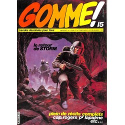 ABAO Gomme ! Gomme ! 15