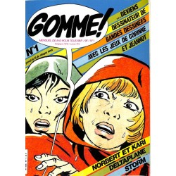 ABAO Gomme ! Gomme ! 01