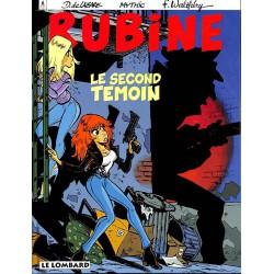 Bandes dessinées Rubine 03