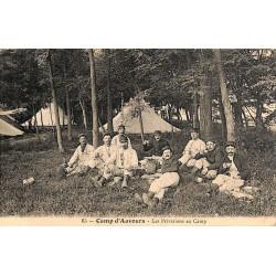 ABAO 72 - Sarthe [72] Camp d'Auvours - Les privations au Camp.