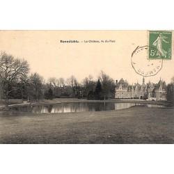 ABAO 72 - Sarthe [72] Bonnétable - Le Château, vu du Parc.
