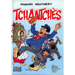 Bandes dessinées Tchantchès (Khani)
