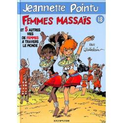 ABAO Bandes dessinées Jeannette Pointu 18
