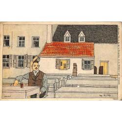 ABAO Publicité Lynen (Amdée) - De-ci de-la à Bruxelles et en Brabant n°195.