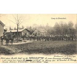 ABAO Militariat Camp de Brasschaet, Artillerie de campagne.