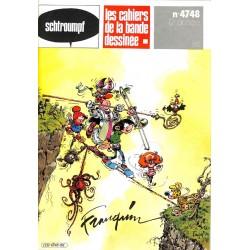 ABAO Cahiers de la bande dessinée (Les) Schtroumpf (Les Cahiers de la bande dessinée) 47/48