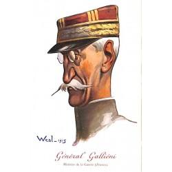 ABAO Illustrateurs Weal - Général Galliéni.