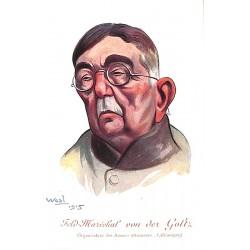 ABAO Illustrateurs Weal - Feld-Maréchal von der Goltz.