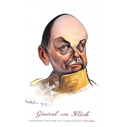 ABAO Illustrateurs Weal - Général von Klück.