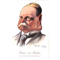 ABAO Illustrateurs Weal - Prince de Bülow.
