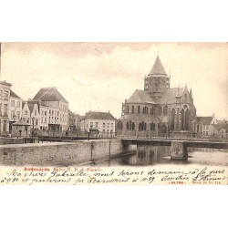ABAO Flandre orientale Audenarde - Eglise N.D. de Pamele.