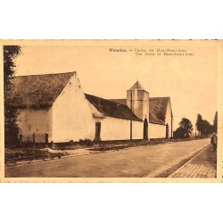 ABAO Brabant wallon Waterloo - Ferme de Mont-Saint-Jean.