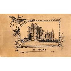 ABAO Hainaut Mons - Souvenir de Mons.