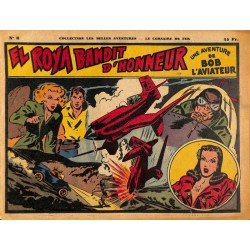 ABAO Bandes dessinées Collection Les Belles Aventures 305 - Bob l'aviateur.