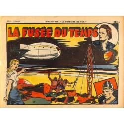 ABAO Bandes dessinées Collection Le Corsaire de fer - La Fusée du temps.