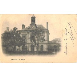 ABAO 77 - Seine-et-Marne [77] Chelles - La Mairie.