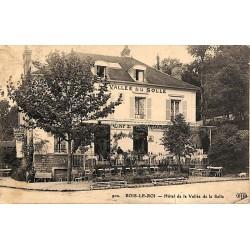 ABAO 77 - Seine-et-Marne [77] Bois-le-Roi - Hôtel de la Vallée de la Solle.