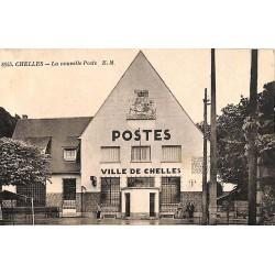 ABAO 77 - Seine-et-Marne [77] Chelles - La nouvelle Poste.