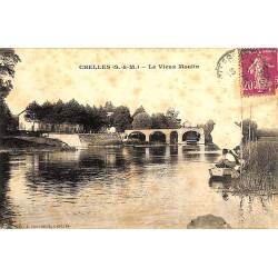 ABAO 77 - Seine-et-Marne [77] Chelles - Le Vieux Moulin.