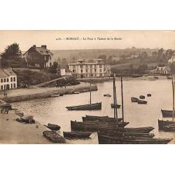 ABAO 29 - Finistère [29] Morgat - Le Pont à l'heure de la Marée.