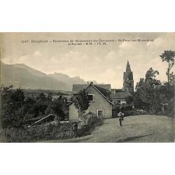 ABAO 38 - Isère [38] Saint-Paul-lès-Monestier - L'Eglise.