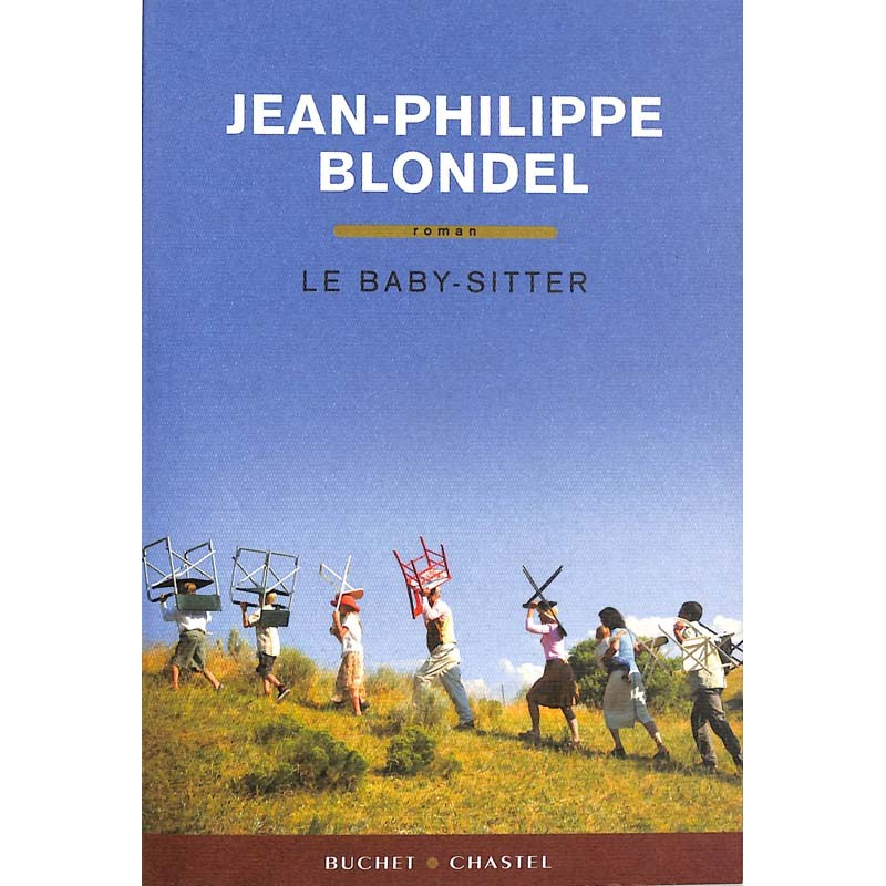 ABAO Romans Blondel (Jean-Philippe) - Le Baby-sitter.