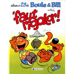 ABAO Bandes dessinées Boule & Bill 23
