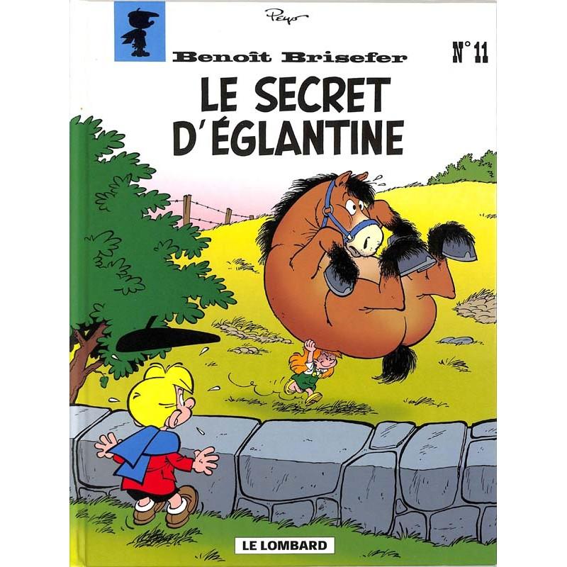 ABAO Bandes dessinées Benoît Brisefer 11