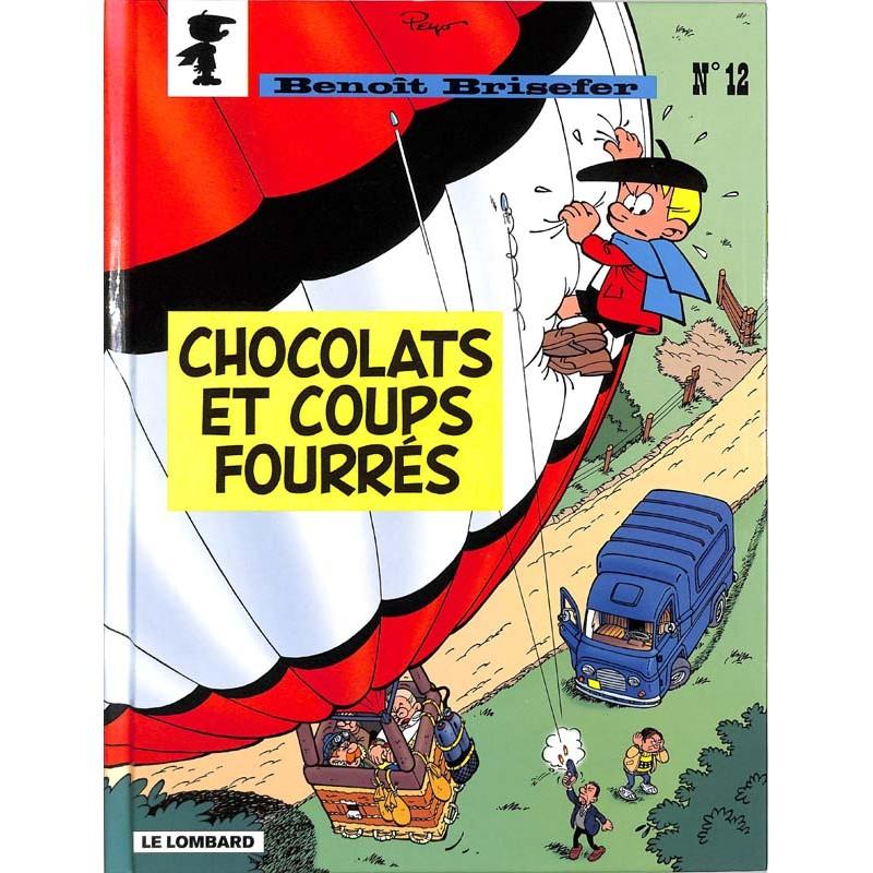 ABAO Bandes dessinées Benoît Brisefer 12