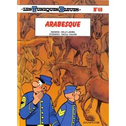 ABAO Bandes dessinées Les Tuniques bleues 48