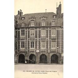 ABAO 75 - Paris [75] Paris 04 - Maison de victor Hugo, Place des Vosges.