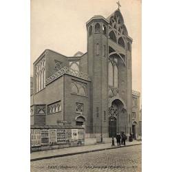 ABAO 75 - Paris [75] Paris 18 - Église Saint-Jean l'évangéliste.