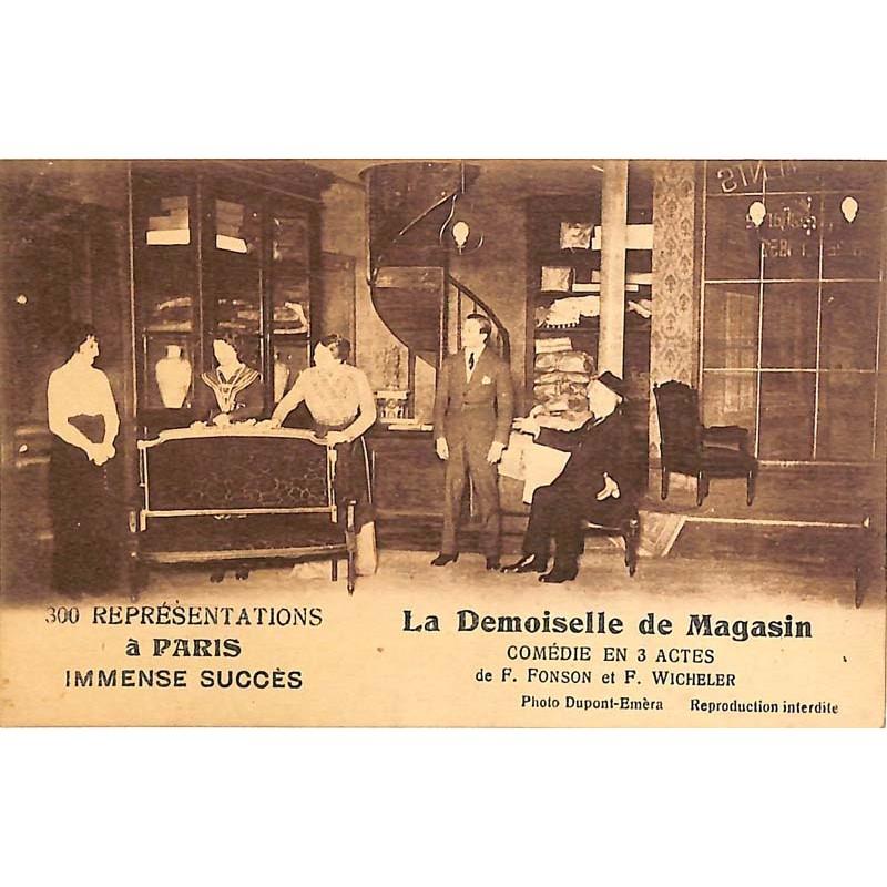 ABAO Spectacle [Théâtre] La Demoiselle de Magasin.