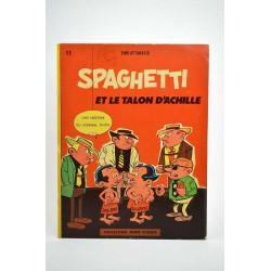 Bandes dessinées Spaghetti 02