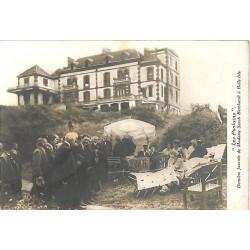 ABAO 56 - Morbihan [56] Belle-Île-en-Mer - Les Poulains, Dernière journée de Madame Sarah Bernhardt.