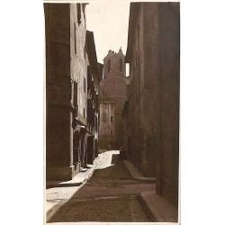 ABAO 13 - Bouches-du-Rhône [13] Aix-en-Provence - Rue des Bernardines.