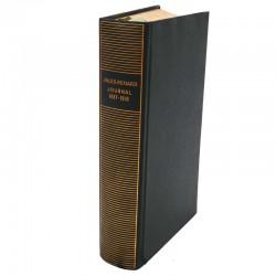 ABAO La Pléiade Renard (Jules) - Journal 1887-1910.