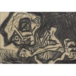 ABAO Originaux Szymkowicz (Charles) - Squelette.