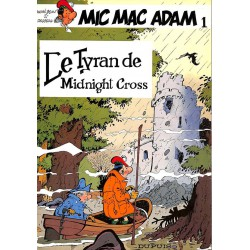 Bandes dessinées Mic Mac Adam 01