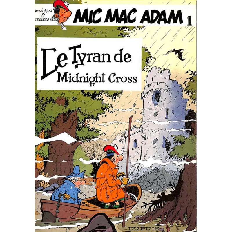 ABAO Bandes dessinées Mic Mac Adam 01