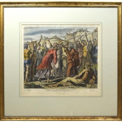 ABAO Gravures Chaperon (Nicolas) - Sacrae Historiae Acta, Reg. III. C. I.