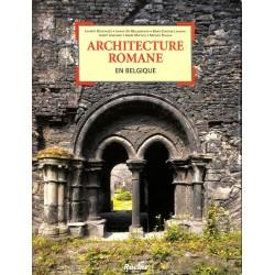 ABAO Architecture [BE] Collectif - Architecture romane en Belgique.