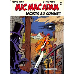 Bandes dessinées Mic Mac Adam 02