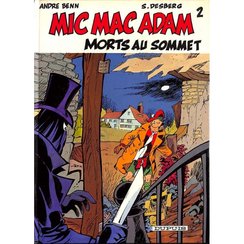 ABAO Bandes dessinées Mic Mac Adam 02