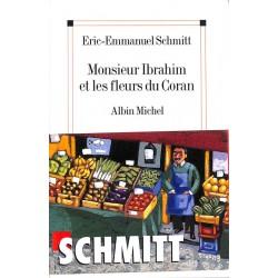 ABAO Romans Schmitt (Eric-Emmanuel) - Monsieur Ibrahim et les fleurs du Coran.