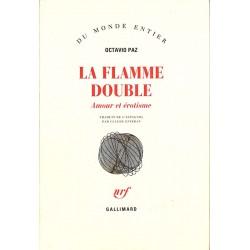 ABAO Romans Paz (Octavio) - La Flamme double.