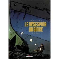 ABAO Bandes dessinées Le Désespoir du singe 02