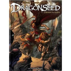 ABAO Bandes dessinées Dragonseed 02