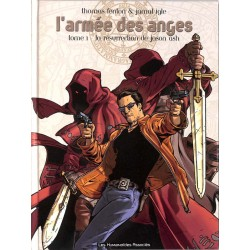 ABAO Bandes dessinées L'Armée des anges 01